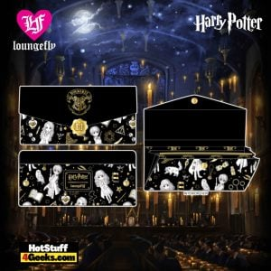 Loungefly Harry Potter Magical Elements AOP Wallet - April 2021 pre-orders coming on May 2021