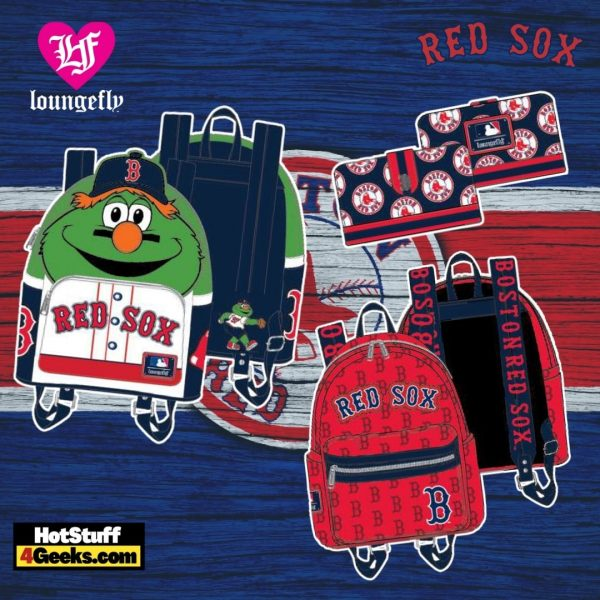 Loungefly MLB Boston Red Sox Collection