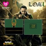 Loungefly Marvel Loki Hardware With Zip Coin Pouch - April 2021 pre-orders coming on May 2021