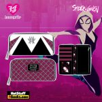 Loungefly Marvel Spider Gwen Cosplay Zip Around Wallet - April 2021 pre-orders coming on May 2021