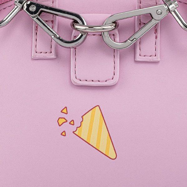 Loungefly Pokemon Ice Cream Jacket Convertible Mini Backpack