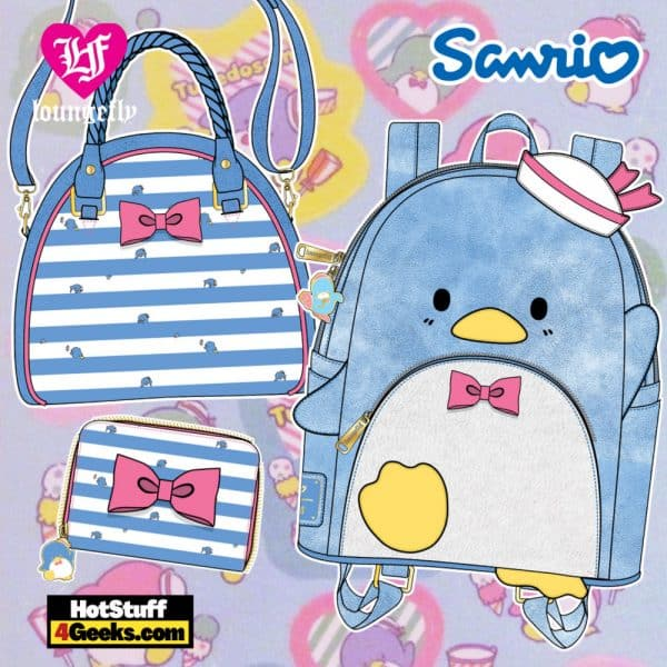 Loungefly Sanrio Tuxedo Sam Collection - April 2021 pre-orders coming on May 2021