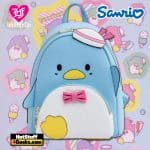 Loungefly Sanrio Tuxedo Sam Cosplay Mini Backpack