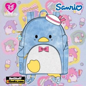 Loungefly Sanrio Tuxedo Sam Cosplay Mini Backpack - April 2021 pre-orders coming on May 2021