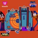 Loungefly Space Jam Tune Squad Bugs Mini Backpack