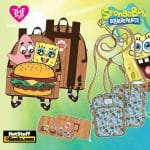 Loungefly Spongebob Collection