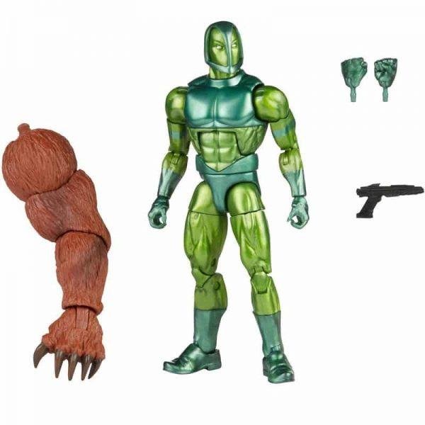 Marvel Legends Comic Vault Guardsman 6-Inch Action Figure