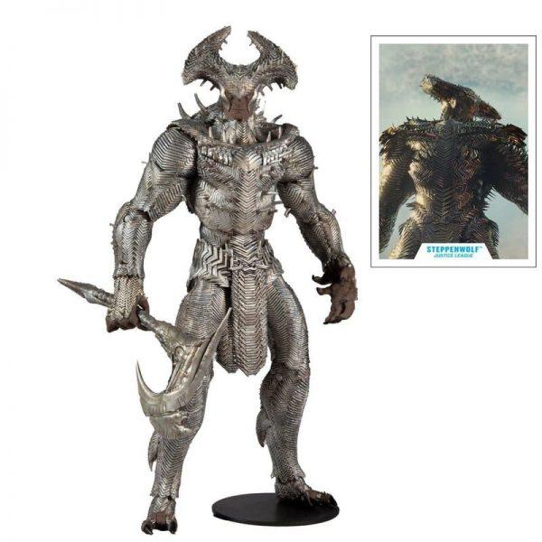 McFarlane DC Zack Snyder Justice League - Steppenwolf 10-Inch Mega Figure