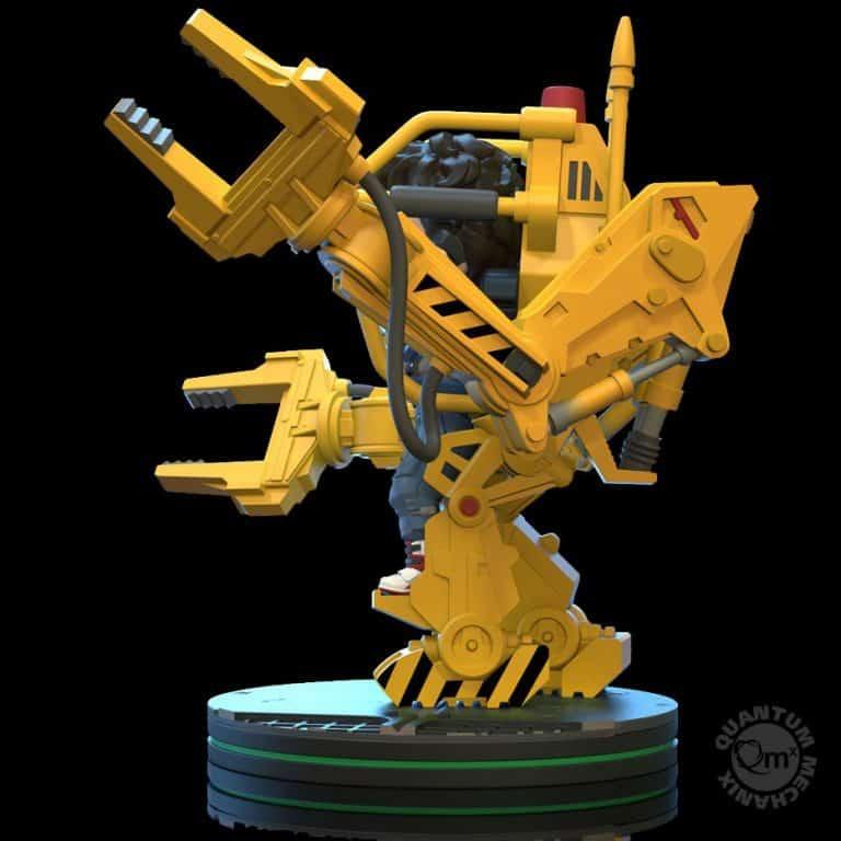Quantum Mechanix Aliens Ripley Power Loader Q-Fig Elite Figure