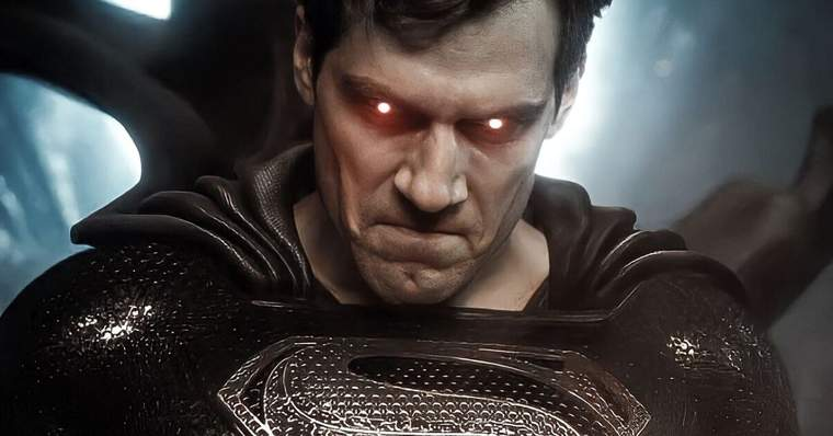 10 Reasons to Watch Zack's Snyder's Justice League: Superman in Black Suit