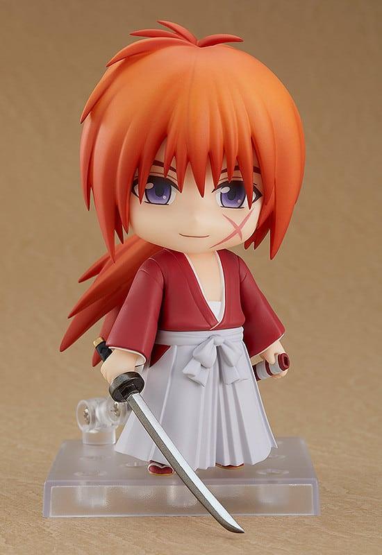 Rurouni Kenshin - Nendoroid Kenshin Himura (Good Smile Company)