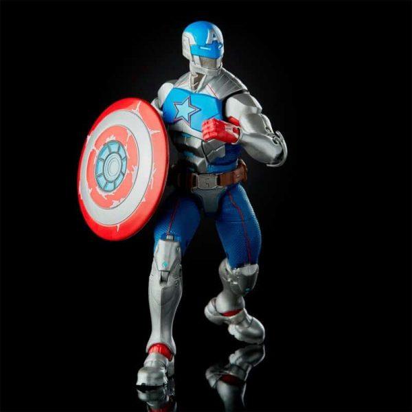 Shang-Chi Marvel Legends Civil Warrior 6-Inch Action Figure