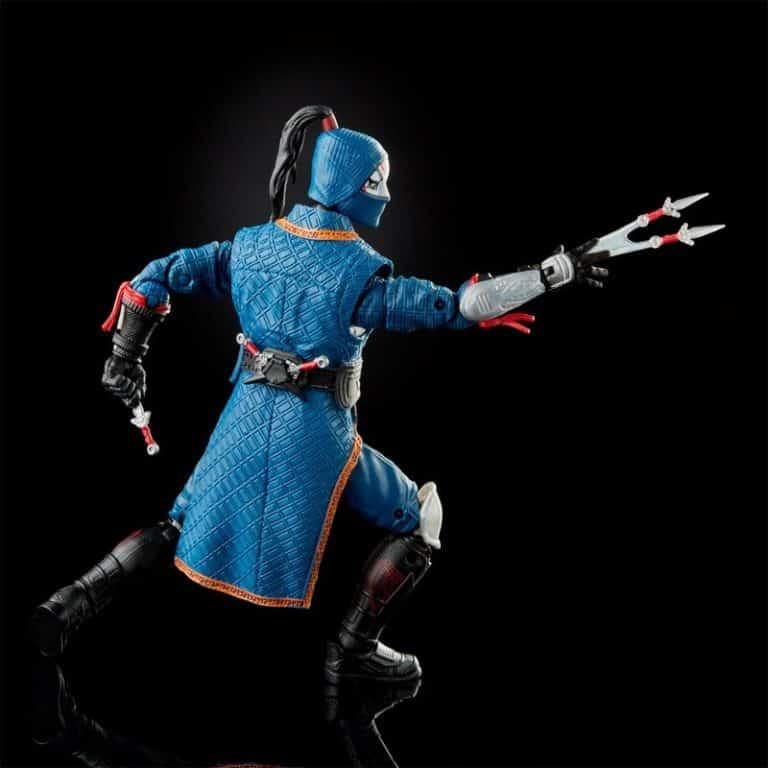 Shang-Chi Marvel Legends Death Dealer 6-Inch Action Figure