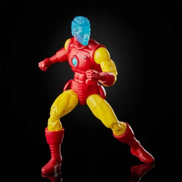 Shang-Chi Marvel Legends Iron Man 6-Inch Action Figure