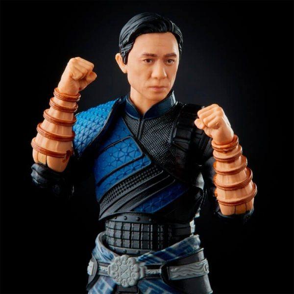 Shang-Chi Marvel Legends Wenwu 6-Inch Action Figure