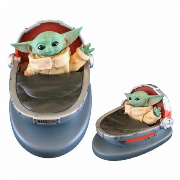 Star Wars The Mandalorian The Child Solar Powered Dashboard Waver