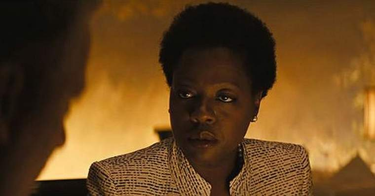 Suicide Squad 2: Meet All the Characters From the Movie - Amanda Waller