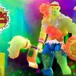 Super 7 Toxic Crusader ULTIMATES! Figure - Radioactive Red Rage Toxie
