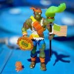 Super 7: Toxic Crusader ULTIMATES! Figure - Radioactive Red Rage Toxie 7-Inch Action Figure
