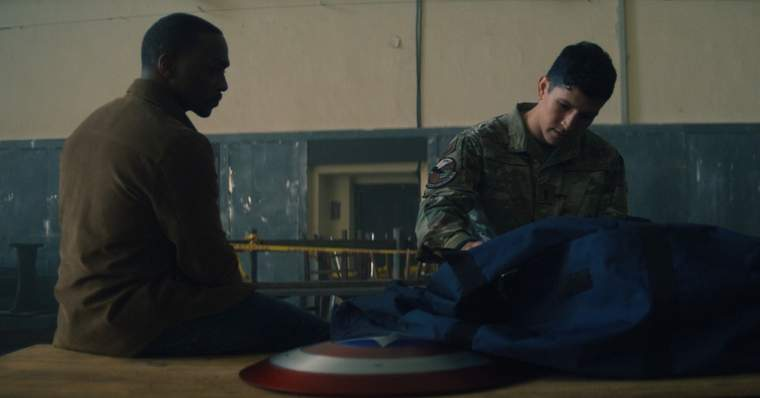 9 The Falcon and The Winter Soldier Easter Eggs – Episode 5: A New Falcon?