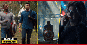 9 The Falcon and The Winter Soldier Easter Eggs: Episode 5