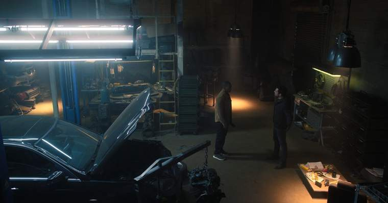 14 The Falcon and The Winter Soldier Easter Eggs - Episode 3: References to other Marvel Movies