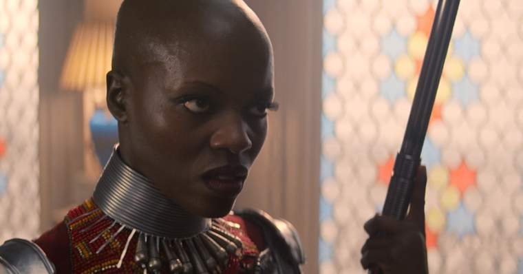 8 The Falcon and The Winter Soldier Easter Eggs – Episode 4 - Dora Milaje on the Attack