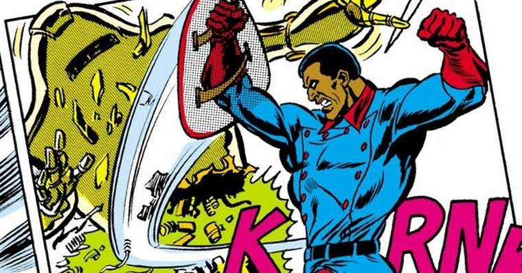 Who is Battlestar (Lemar Hoskins) in Marvel Comics? - Powers and Abilities