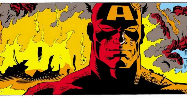 Who is Battlestar (Lemar Hoskins) in Marvel Comics? - Battlestar