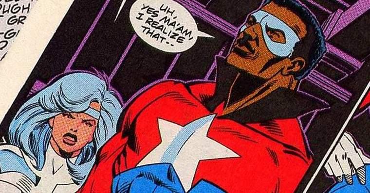 Who is Battlestar (Lemar Hoskins) in Marvel Comics? - Wild Pack
