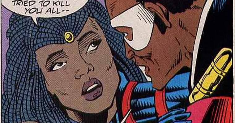 Who is Battlestar (Lemar Hoskins) in Marvel Comics? - Fatal Duo