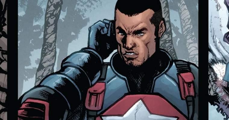 Who is Battlestar (Lemar Hoskins) in Marvel Comics? - Against Zombie Nazis