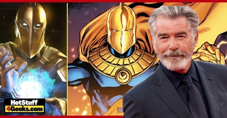 Who is Doctor Fate Meet The Mystical Hero from DC Black Adam Movie