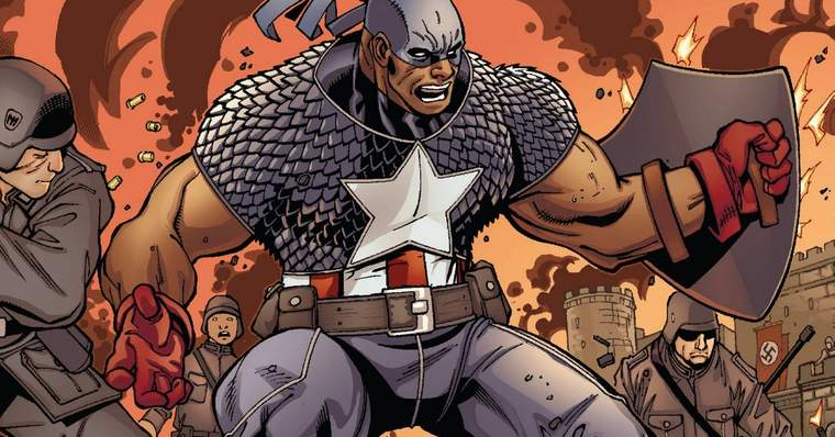 Who is Isaiah Bradley in the Marvel Universe? Meet the First Black Captain America - The new Captain America