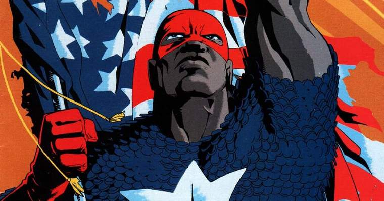 "Who is Isaiah Bradley in the Marvel Universe? Meet the First Black Captain America - Josiah X, Isaiah's ""son"""