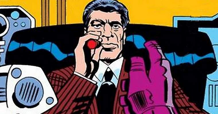 Who is the Power Broker in Marvel Comics? - First Appearance