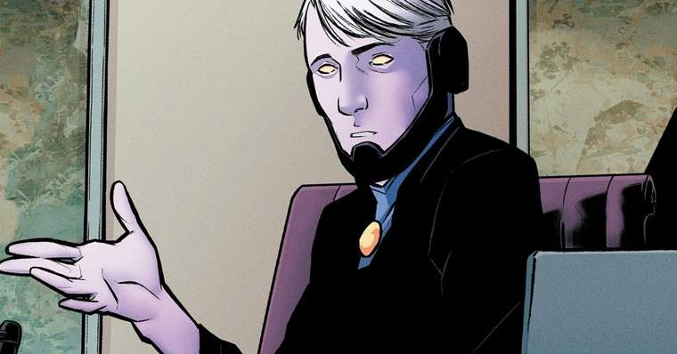 Who is the Power Broker in Marvel Comics? - The New Power Broker