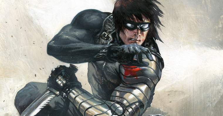Winter Soldier: All The Bucky Barnes Powers and Abilities - Infinity Formula
