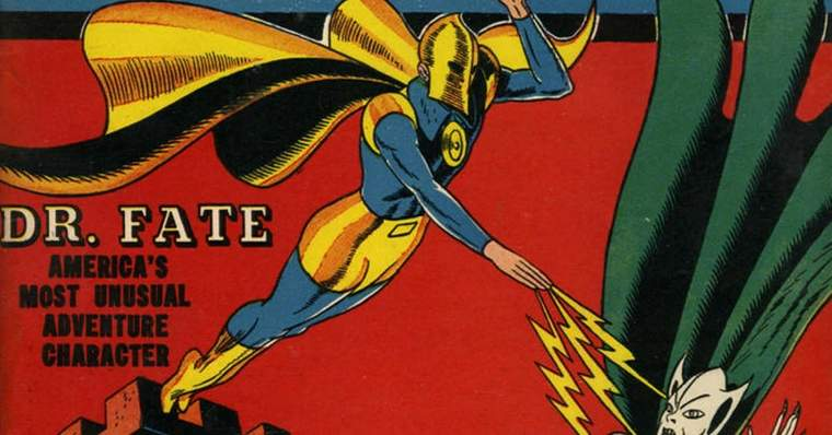 Who is Doctor Fate? Meet The Mystical Hero from DC Black Adam Movie - First Appearance and Creators