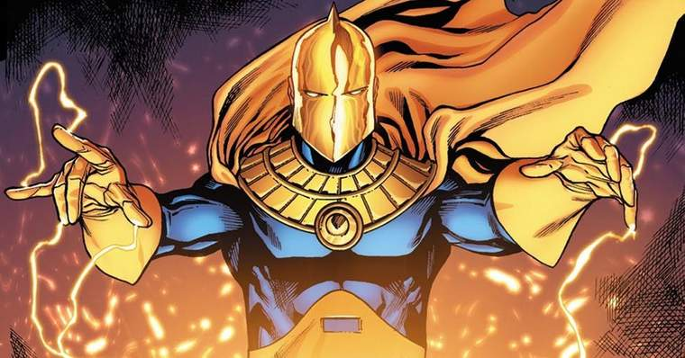 Who is Doctor Fate? Meet The Mystical Hero from DC Black Adam Movie - Kent Nelson