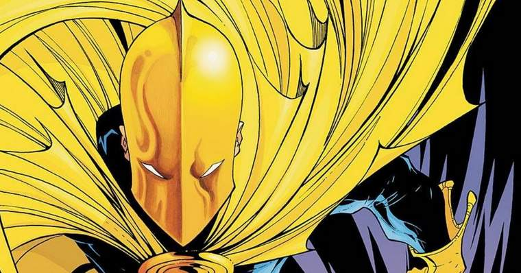 Who is Doctor Fate? Meet The Mystical Hero from DC Black Adam Movie - The Helmet of Fate