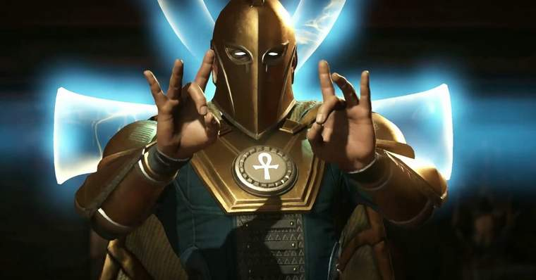 Who is Doctor Fate? Meet The Mystical Hero from DC Black Adam Movie - In Games