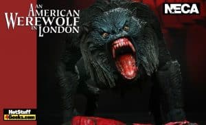 Neca: An American Werewolf in London - Ultimate Kessler Werewolf 7-Inch Action Figure