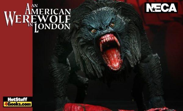 Neca: An American Werewolf in London - Ultimate Kessler Werewolf 7-Inch Action Figure