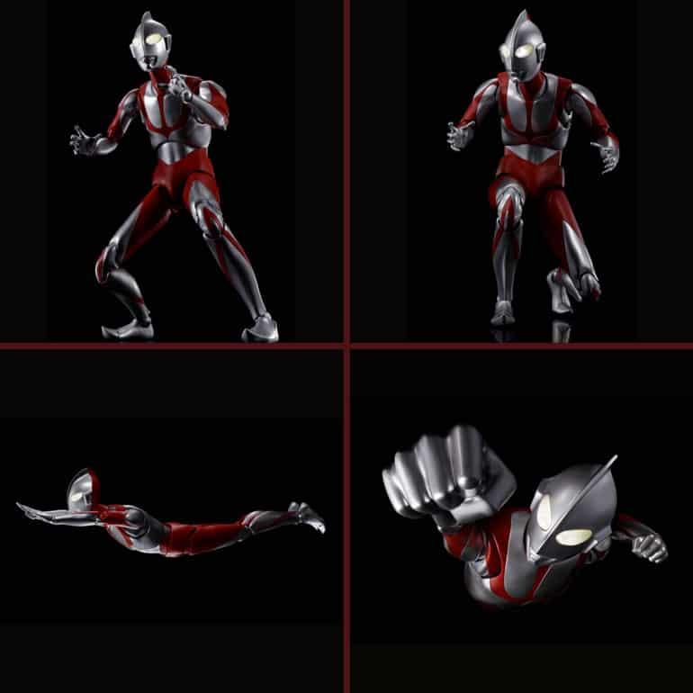Bandai Tamashii Nations Shin Ultraman - Ultraman Dynaction Action Figure