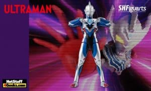 Bandai Tamashii Nations Ultraman Z Original S.H.Figuarts Action Figure