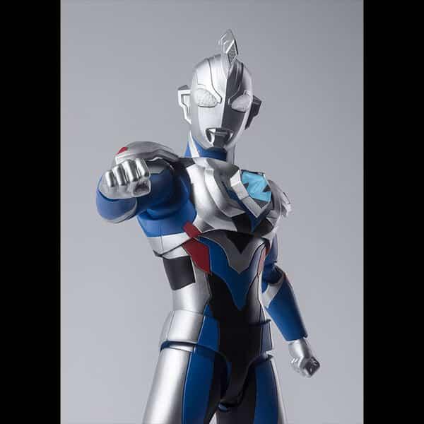 Bandai Tamashii Nations Ultraman Z Original S.H.Figuarts Action Figure