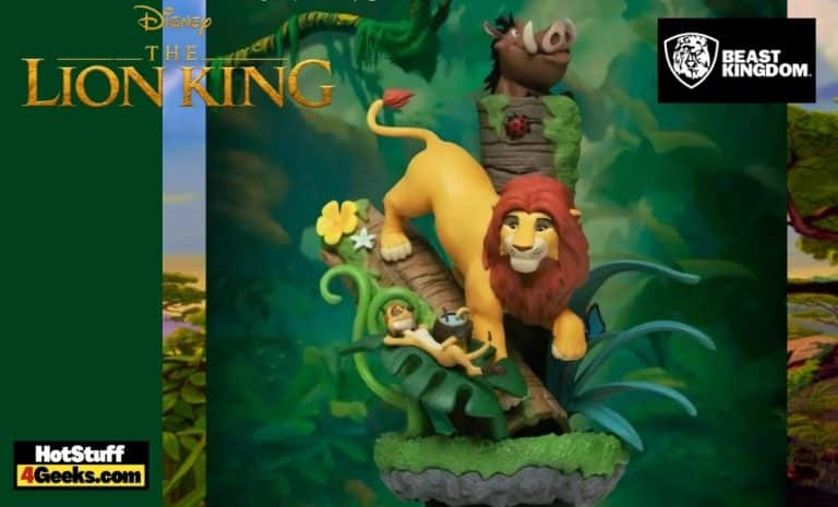 Beast Kingdom Disney Lion King - Diorama Stage (DS-07) Statue