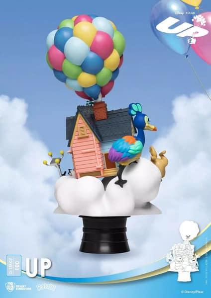 Beast Kingdom Disney Up - Diorama Stage (DS-100) Statue