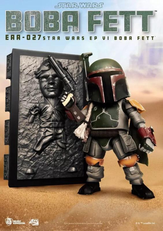 Beast Kingdom Star Wars Episode VI Boba Fett (EAA-027) Action Figure